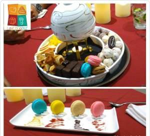 Dessert Butler Service