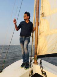 sailing at colaba