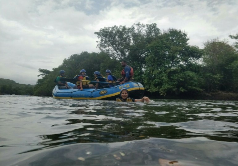 durshet forest lodge kolad water river rafting