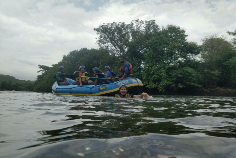 durshet forest lodge kolad water river rafting