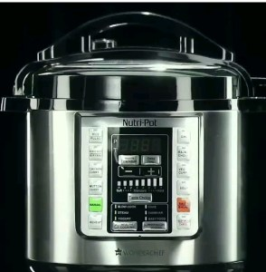 Wonder chef Nutri pot