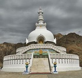 traveling in Leh Ladakh