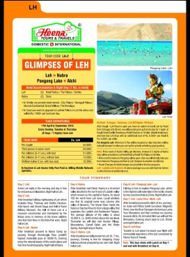 Leh Ladakh Travel Guide