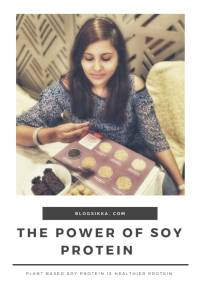 Soy protein health benefits