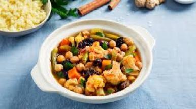 Vegetarian Foods in Morocco