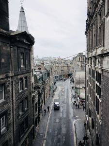 Travel Edinburgh with Kids