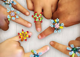 Jewelry Making With Kids