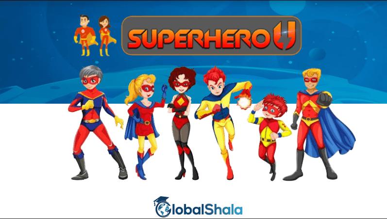 SuperHero U by GlobalShala