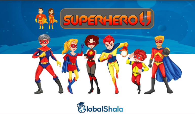 SuperHero U by GlobalShala