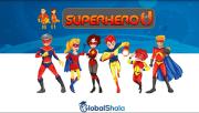 SuperHero U - Showcase your Kid's Creative Skills withGlobalShala