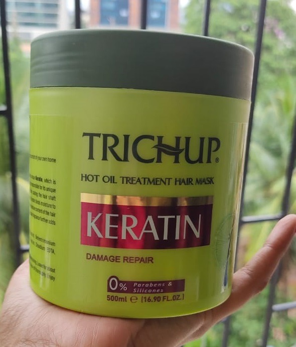 Trichup Keratin Hair Mask
