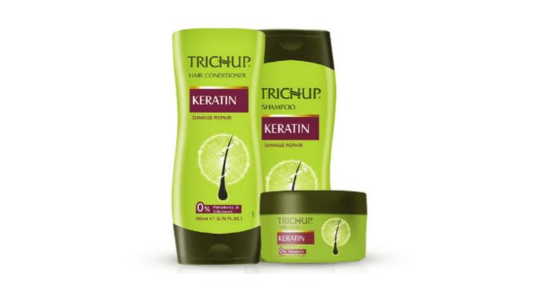Trichup - best Keratin Shampoo