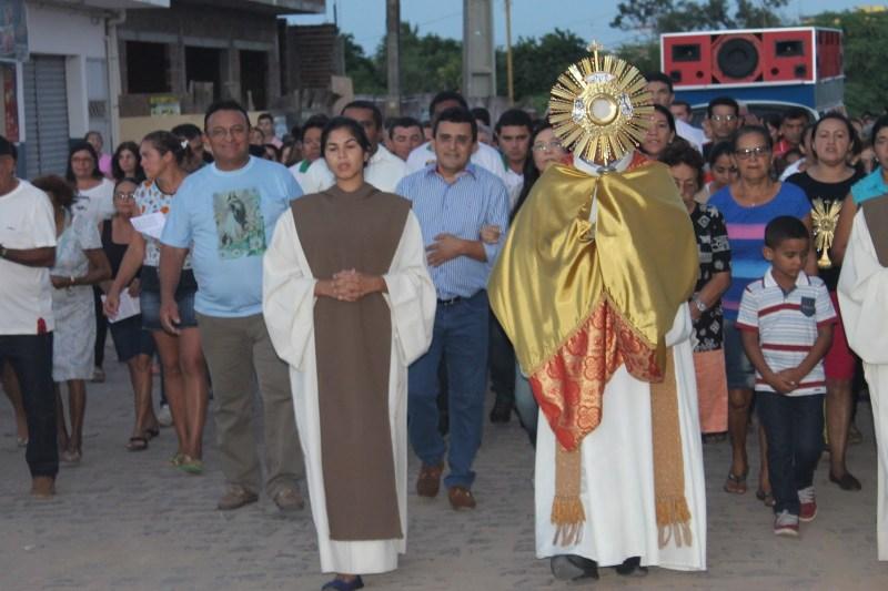 Imagens da bonita Procissão de Corpus Christi em São Paulo do ...