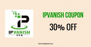 ipVanish Coupon 2018