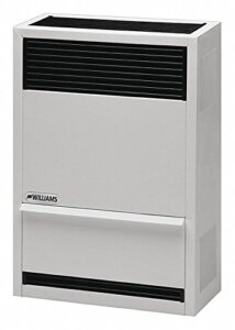 Williams Comfort Products Gas Wall Furnace