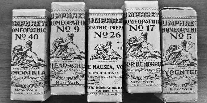 Homeopathy and Evidence-Based Policy