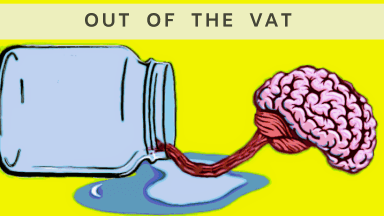 Out of the Vat Logo