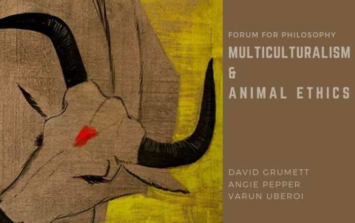 Multiculturalism and Animal Ethics