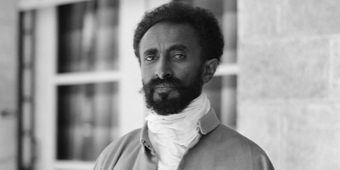 The romantic rewriting of Haile Selassie's legacy must ...