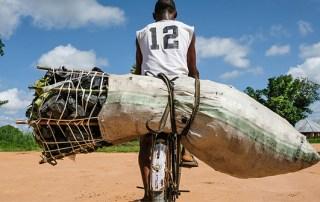DRC, charcoal