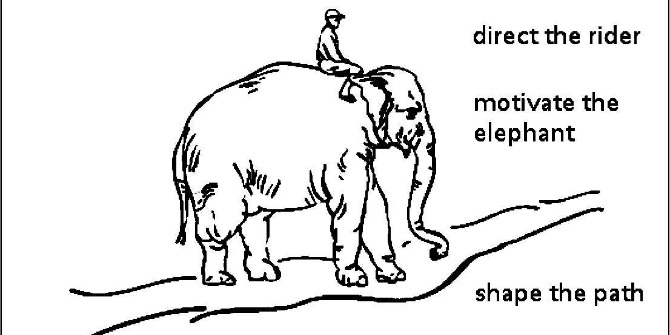 Elephant paths: Wider methodological transparency is