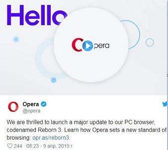 Opera browser cryptocurrency wallet
