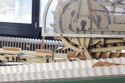 Speick Naturkosmetik Seifenproduktion