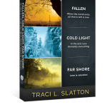 GoodReads Giveaway: Signed Copy! Fallen, Cold Light, Far Shore