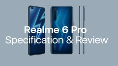 Realme 6 pro Full Specification and Review