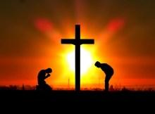 Pedido de perdão a Deus