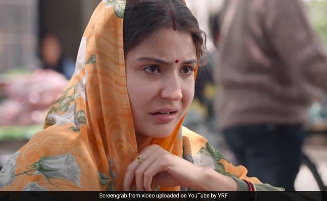 Anushka Sharma crying