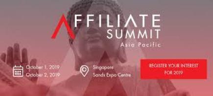 Affiliate Summit Asia Pacific 2019