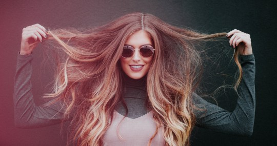 Protect Sun Bleached Hair
