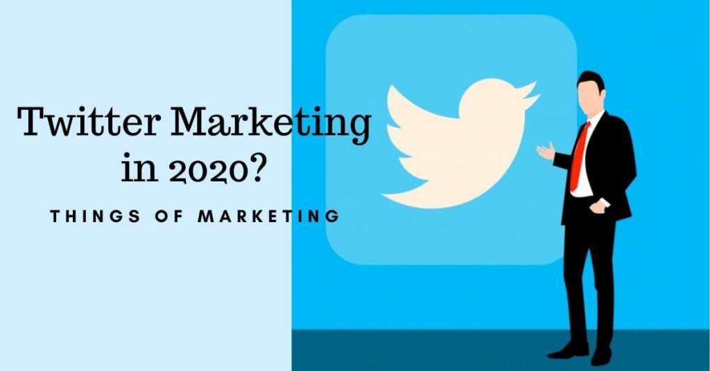twitter strategy 2020