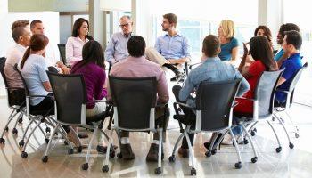 tipologie di colloquio - di gruppo