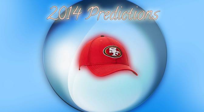 Predicting The 49ers 2014 Regular Season