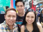 with Elmo Magalona