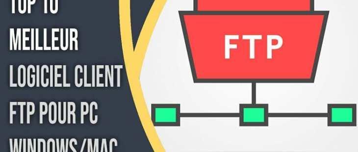 logiciel client FTP