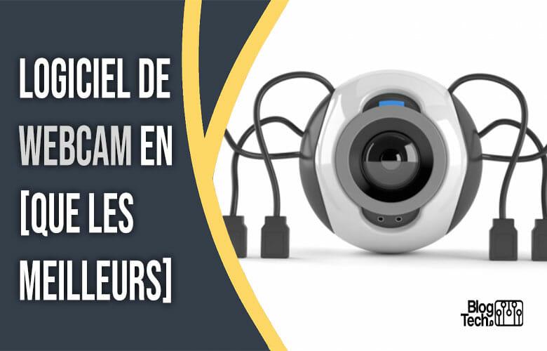 Logiciel de Webcam