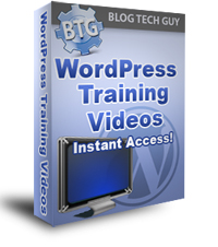 Blog Training Videos