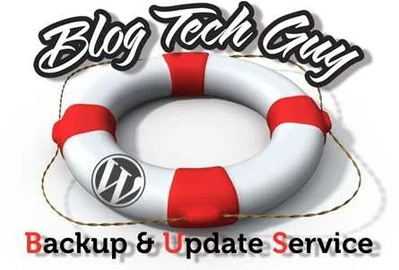 WordPress Backup and Update Service