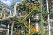 Structure Of Process Plant by supakitmod