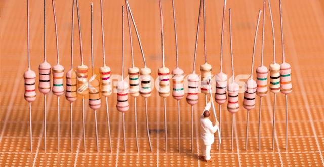 pengertian resistor dan apa itu resistor