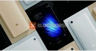 Spesifikasi lengkap Xiaomi Mi 5