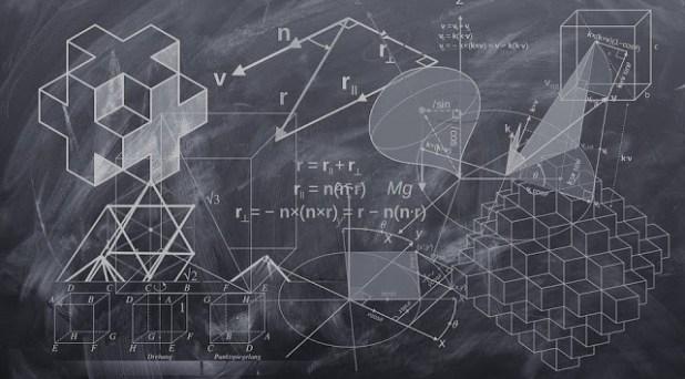 mencari rasio deret geometri