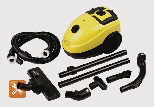 part of vacuum cleaner