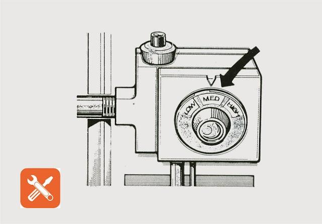 thermostat mesin cuci