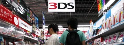 3DS Golden Week