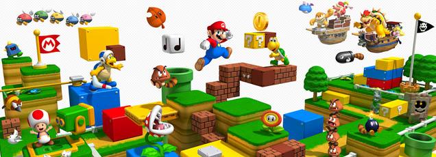 Especial Super Mario 3D Land