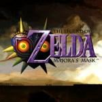 Zelda Majora Mask 3D Remake